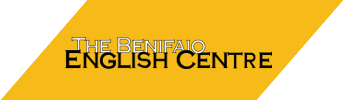 The Benifaio English Centre Logo